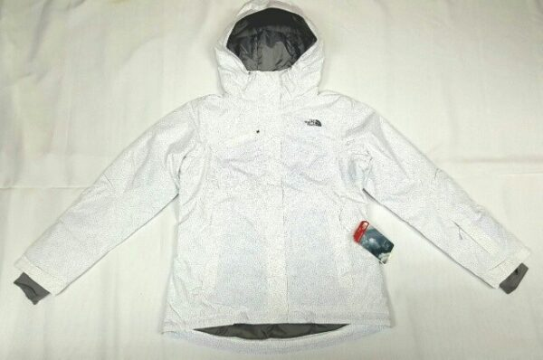 The North Face Descendit Ladies Jacket- White- 1 unit left! Size Small ff0d378a0