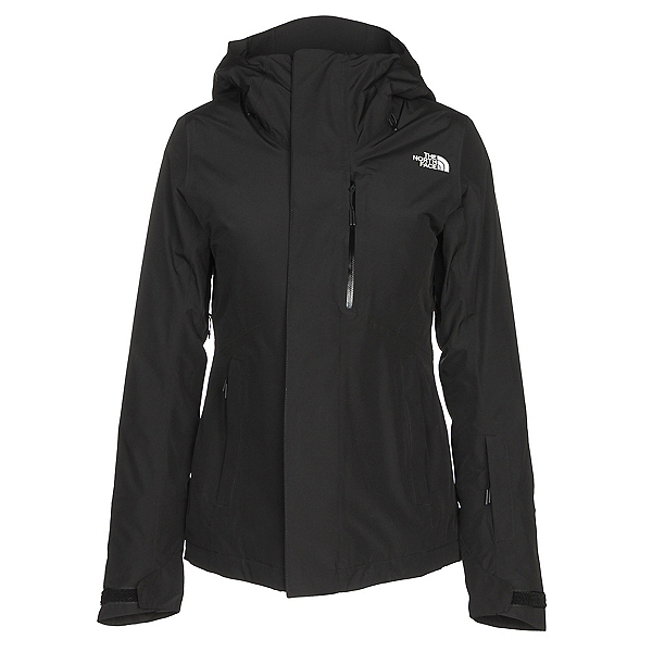 5a6756518f The North Face Descendit Ladies Jacket – Black – Available in Sizes XS-XL