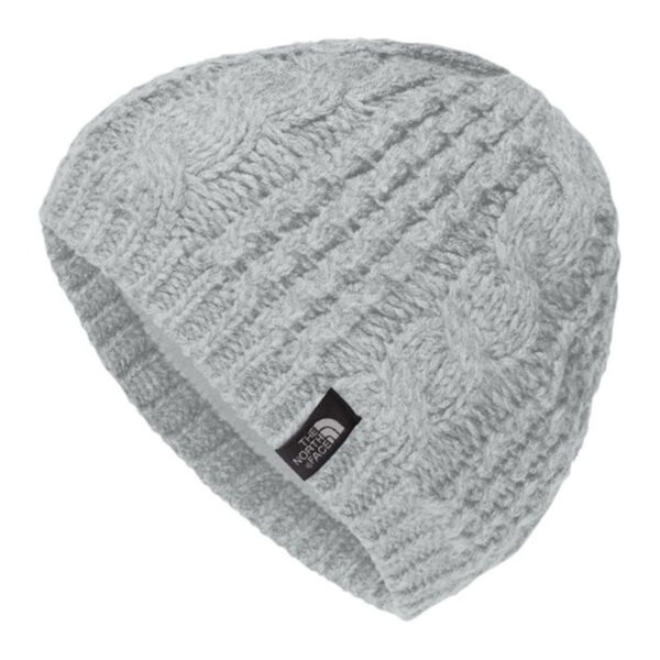 88c5d3d12f0 The North Face Cable Minna Beanie- Vintage White