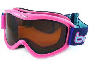 19247826260da3 Bolle Volt Pink Confetti Vermillion Goggles (Youth)