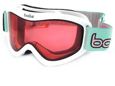 99fb1a7b6ecc61 Home   Catalogue   Accessories   Goggles   Bolle Volt White Confetti  Vermillion Goggles (Youth)