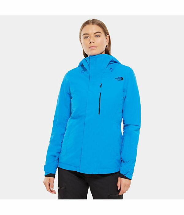 The North Face Ladies Descendit Jacket- Bomber Blue 3e08470f4